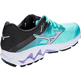 Mizuno Wave Inspire 15 Shoes Damer, angel blue/lavender frost/black